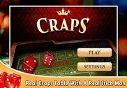 Craps - Casino Style Jeux