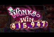 Machine à sous Willy Wonka Jeux