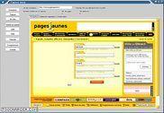 Capture jaune Internet