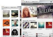 iTunes Mac Multimédia