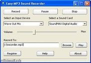Easy MP3 Sound Recorder