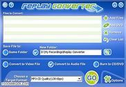 Replay Converter Multimédia
