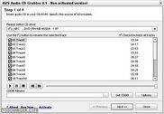 AVS Audio CD Grabber Free
