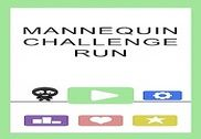 Mannequin Dab Challenge Run Jeux
