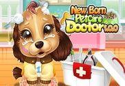 Nouveau-né Pet Care Docteur Jeux