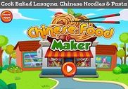 Chinese Food Maker!Food Games! Jeux
