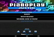 PianoPlay: JUSTIN Jeux