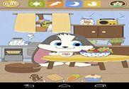 Schnuffel Bunny - Virtual Pet Jeux