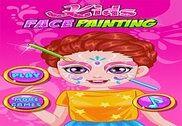 Peinture sur visage Jeux