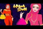 Hijab Doll Fashion Salon Jeux