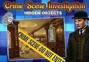Crime Case Investigation Games Jeux