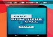 Fake Call GirlFriend Jeux