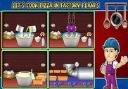 Usine de pizza & Cuisine Jeux