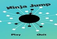 Ninja Jump!! Jeux