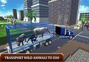 Animal Transporter Cargo Ship Jeux