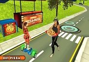 Livraison de Pizza Hoverboard Surfer 3d Jeux