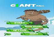 Giant Fall Jeux