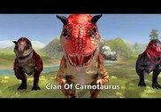 Clan of Carnotaurus Jeux