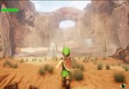 Zelda Ocarina of Time - Unreal Engine 4 Jeux