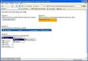 Constructeur de menu XML à partir de données SQL XML