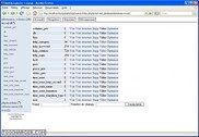 phpMySQL Explorer PHP