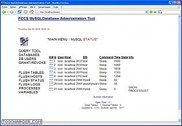 PCCS MySQLDatabase Admin. Tool PHP