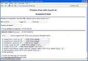 Form2mySQL PHP