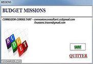 BUDGET_MISSIONS Bureautique
