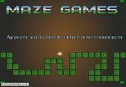 Maze Games Jeux
