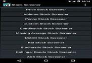 Stock Screener Finance & Entreprise