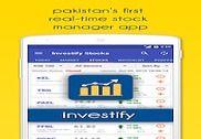 Investify Stocks PSX (Pakistan Stock Exchange) Finance & Entreprise