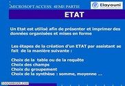 Access Etats Informatique
