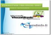 Cours VBA Excel 2007