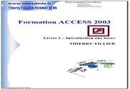 Access 2003 Informatique