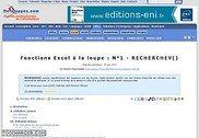 Fonctions Excel à la loupe : RECHERCHEV() Informatique