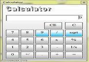 Calculatrice parlante Bureautique