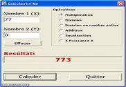 Calculatrice Me Bureautique