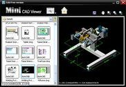 Mini CAD Viewer Multimédia