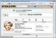 GIPel : Gestionnaire d'Informations Personnelles en ligne