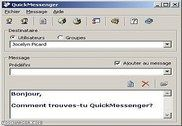 QuickMessenger Internet