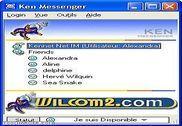 Ken Messenger Client Internet