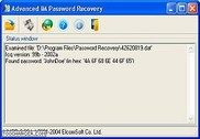 Advanced Instant Messengers Password Recovery Internet