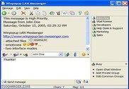 Winpopup LAN Messenger Internet