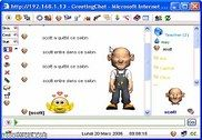 Greetingchat PHP