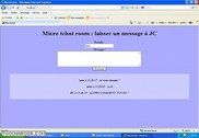 Micro chat room PHP