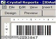 Barcode Generator for Crystal Reports Bureautique