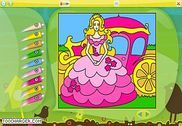 Color by Numbers - Princesses Jeux
