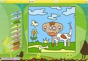 Color by Numbers - Animals Jeux
