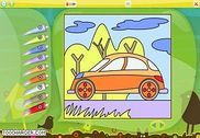 Color by Numbers - Vehicles for Linux Jeux