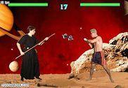 Open Mortal - Mortál Szombat Jeux